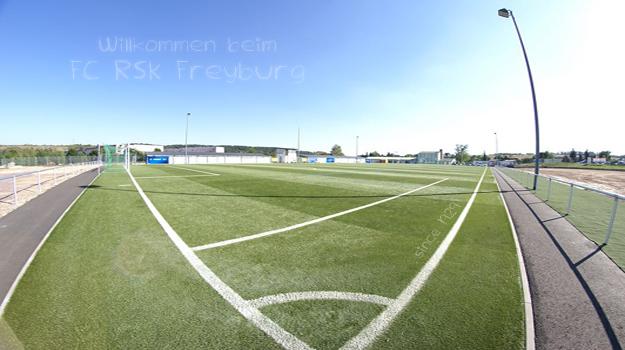 Willkommen beim FC RSK Freyburg